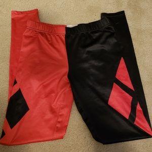 Pants - Size S Harley Quinn Leggins
